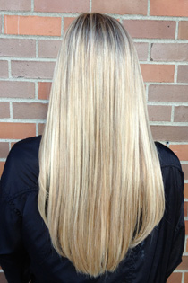 hair extensions in Seattle