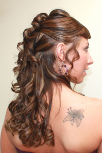 Kim lake hair extension salon wedding hairstyles hair wedding hair updo pmusecretfo Images