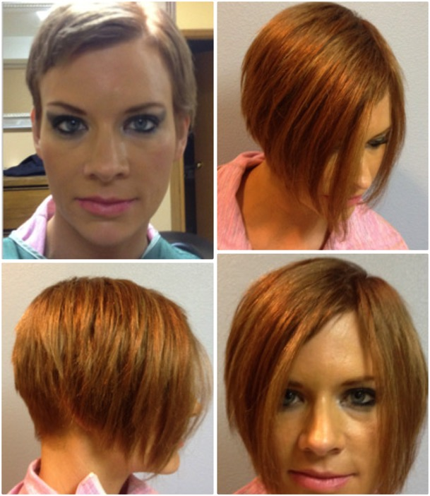 Realistic Hair Extensions For Really Short Hair Hair Extensions