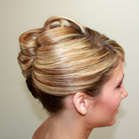 Wedding Hair Updo